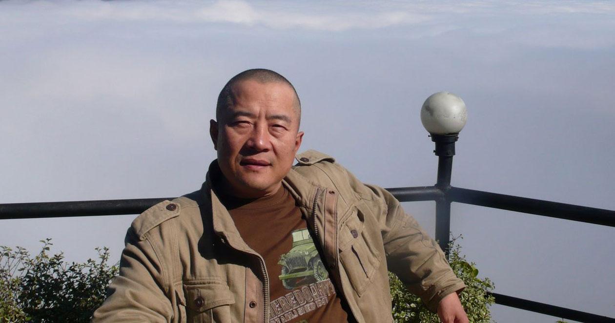 1989级校友:著名画家、济南市美术家协会副主席谢景勇